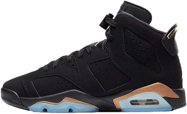 Air Jordan 6 Retro Dmp (gs) Basketball Shoes Big Kids Ct4964-007