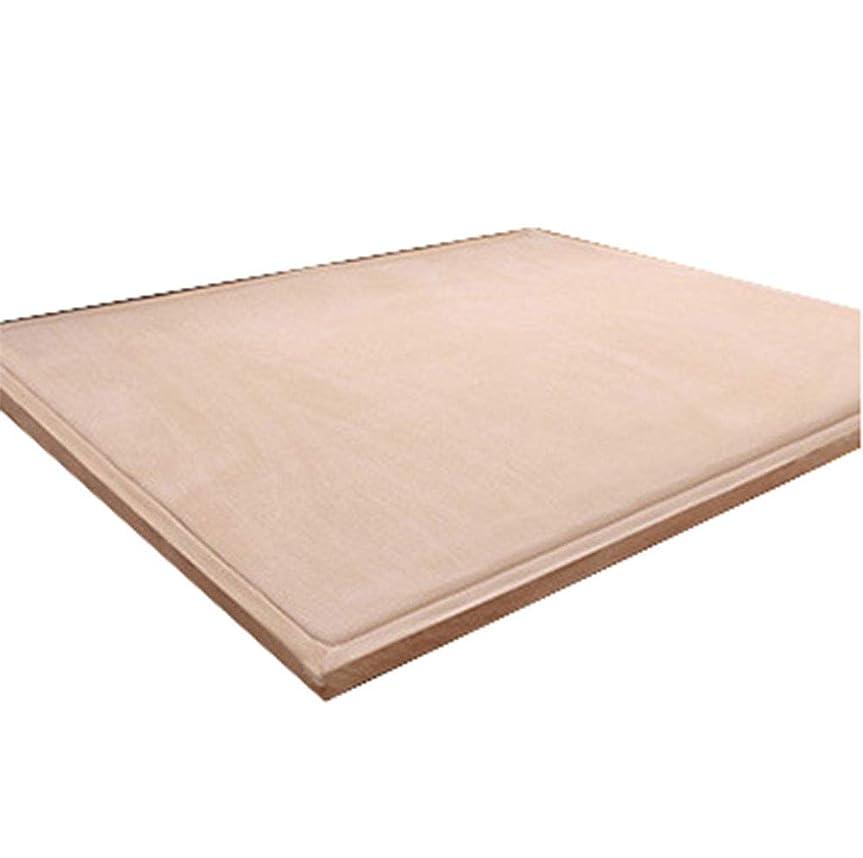 上向き言語学高度な滑り止めサンゴフリース畳をクロールフロアマット3センチ厚の日本の子供たち