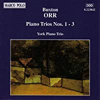 Orr:Piano Trios 1