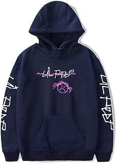 Aopostall Lil Peep Hoodies Love Printed Fashion Sport Hip Hop Sweatshirt Pocket Pullover Tops