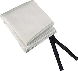 Manta eléctrica de soldadura de 1,2 x 1,8 m ignífuga, con protección de seguridad de fibra de vidrio ignífuga, para la emergencia de la alfombra para soldadura de gas
