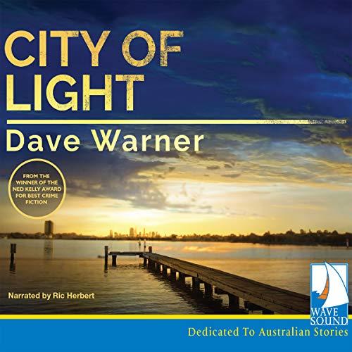 City of Light audiobook cover art