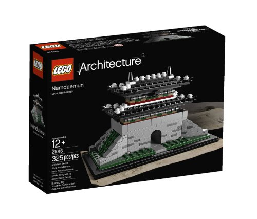 LEGO Architecture - 21016 - Jeu de Construction - Sungnyemun