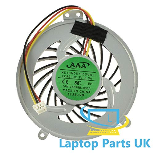 CPU Cooling Fan compatible with Lenovo E40 SL410 SL410K SL510 Thinkpad Laptop Spare Replacement Part