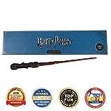 J.K. Rowling's Wizarding World Varita con luz, Kit de Pintura de Harry Potter, WW-1024