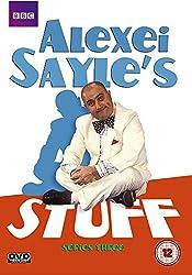 Alexei Sayle�s Stuff on DVD