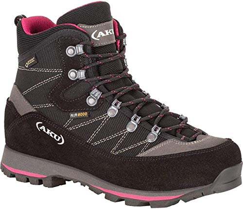 AKU Trekker Lite III Schuhe Damen Black-Magenta Schuhgröße UK 6   EU 39,5 2019