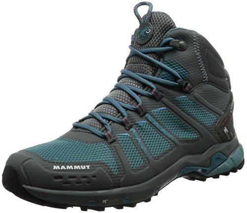Mammut Damen T Aenergy Mid GTX Trekking-& Wanderstiefel, Grau Grey Dark Air 00038, EU 38 2/3