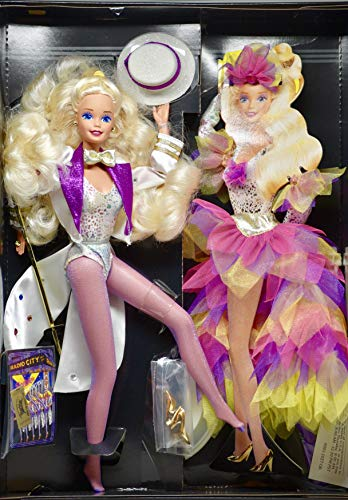 :Barbie Rockettes Doll Special Limited Edition
