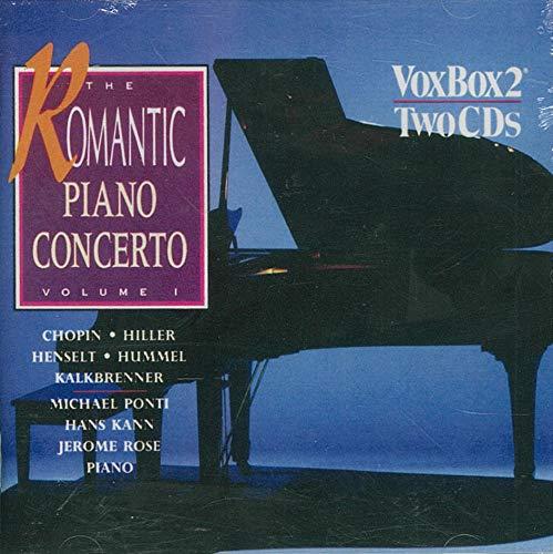 Klavierkonzerte der Romantik Vol.1