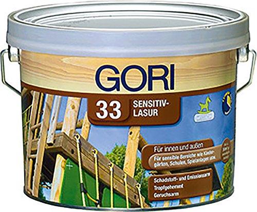 GORI 33 SENSITIV LASUR - 5 LTR (WEISS)