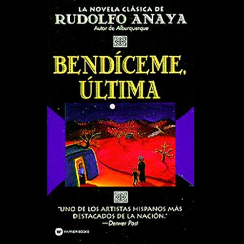 Bendiceme, Ultima cover art