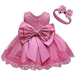 Dusty Pink Color Tutu Dress With Rhinestones for Baby