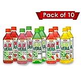Best Aloe Vera Juices - OKF Farmer's Aloe Vera Drink Flavored Variety Pack Review