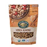 Nature's Path Organic Granola, Honey Almond, 11 Oz Pouch (Pack of 8)