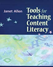 janet allen tools for teaching content literacy