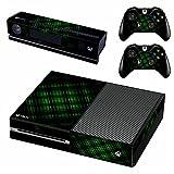 AXDNH Etiqueta Engomada De La Consola De Juegos Xbox One - Carcasa para Controladores Xbox One, Consola, Película Protectora De Calcomanías Kinect - Patrón De Textura De Mezcla Y Combinación,2225