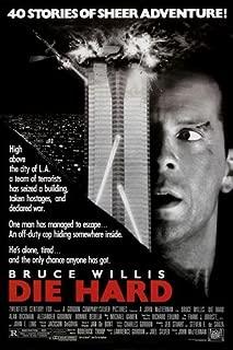 Die Hard Movie Poster 11x17 Master Print
