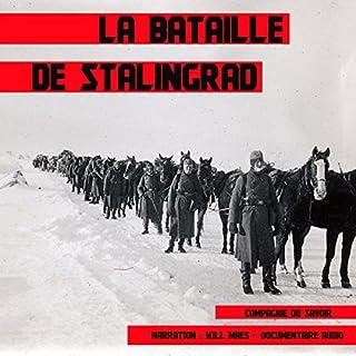 Couverture de La bataille de Stalingrad (Les plus grandes batailles de l'Histoire)