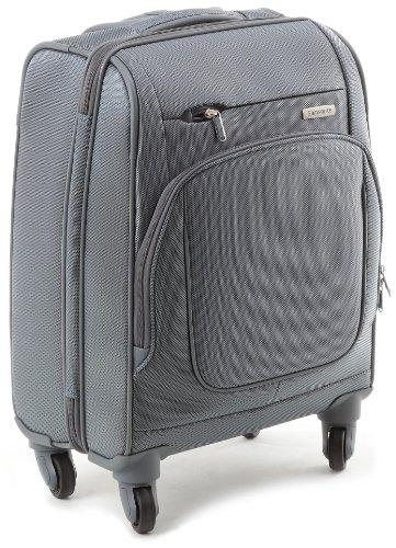 Samsonite X-Pression, bagaglio a mano, 55 cm, 37,5 litri, blu (Blu) - 41073/1090_Blue