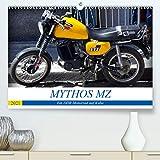 Mythos MZ - Ein DDR-Motorrad auf Kuba (Premium, hochwertiger DIN A2 Wandkalender 2021, Kunstdruck in Hochglanz)