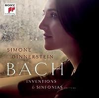 Bach by SIMONE DINNERSTEIN (2014-01-28)