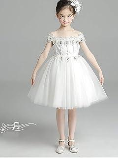 子供服 子どもドレス ジュニアドレス キッズ フォーマル お姫様ドレス プリンセスドレス フラワードレス ピアノ発表会 パーティー 誕生日 七五三 お呼ばれ