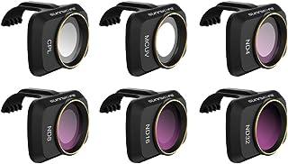Hensych Camera Lens Filter voor Mavic Mini/Mini 2/Mini SE Drone, MCUV CPL ND NDPL Filter Hoge Zendbaarheid Geïntegreerde M...