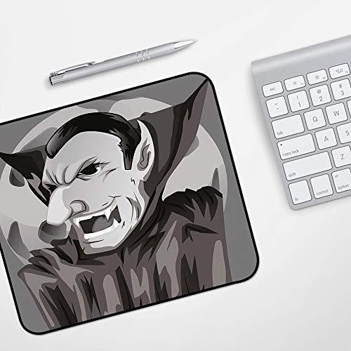 para Ratón con Cable o Inalámbrico,Vampiro, Estilo de dibujos animados Conde Drácula...