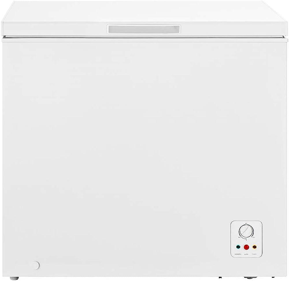 Hisense congelatore a pozzo 198 litri di capacità silenzioso FC258D4AW1