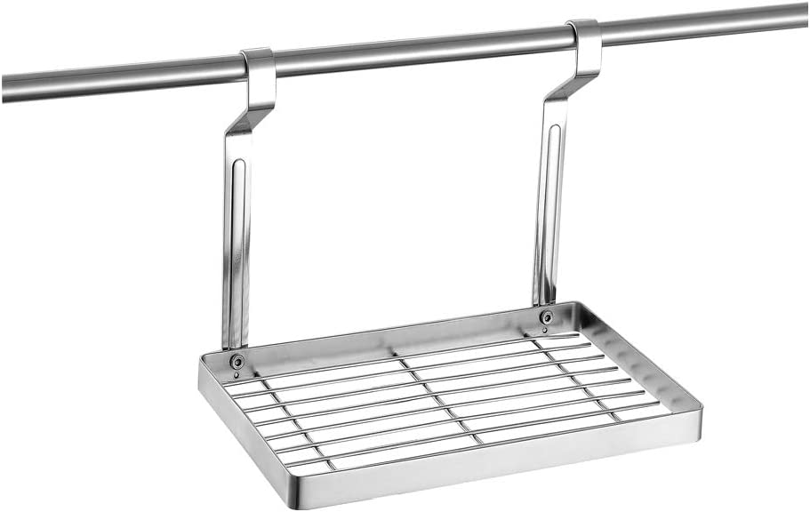 Marie Colorado Springs Mall Hanging Indianapolis Mall Mesh Spice Rack 600mm f Rod with Organizer