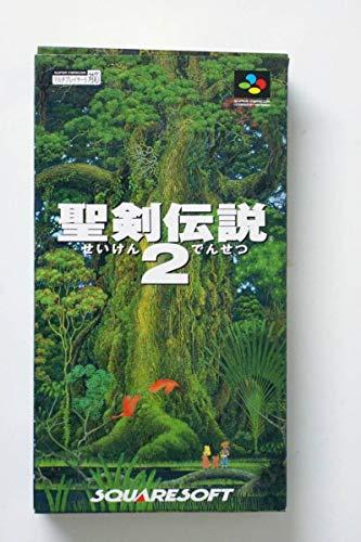 p311 スクウェアソフト《 SQUARESOFT 聖剣伝説2 スーファミソフト 》