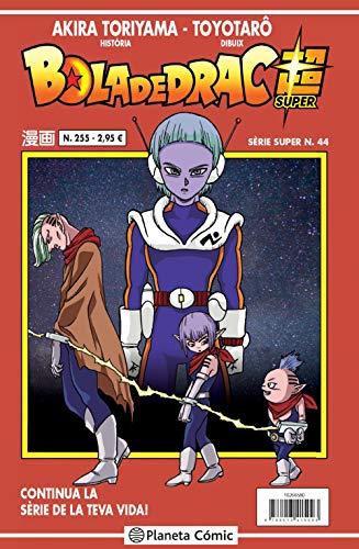 Bola de Drac Sèrie Vermella nº 255 (Manga Shonen)