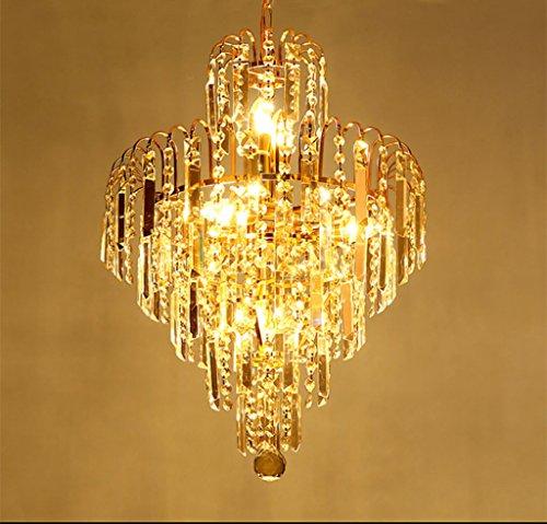 * Binnen hanglamp moderne kroonluchter kristal druppels K9 kristallen lamp restaurant slaapkamer kroonluchter kroonluchter kroonluchter kroonluchter