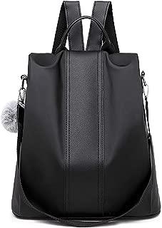Backpack PU Open After Solid Shoulder Design Anti-Pickpocket Waterproof Zipper Variety of Back Method, Tourism, Travel
