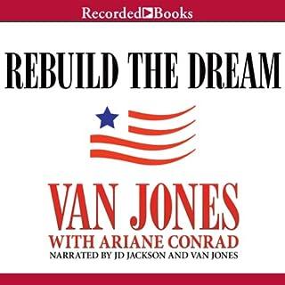 Rebuild the Dream audiobook cover art