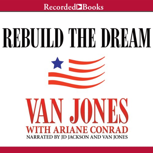 Rebuild the Dream audiobook cover art