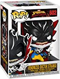 Funko - Pop! Marvel: Max Venom - Doctor Strange Figura Coleccionable, Multicolor (46458)