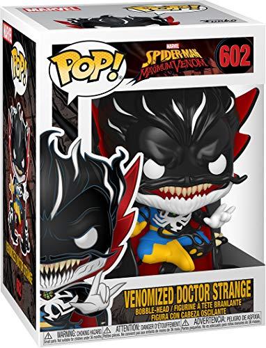 Funko - Pop! Marvel: Max Venom - Doctor Strange Figura Coleccionable, Multicolor (46458)