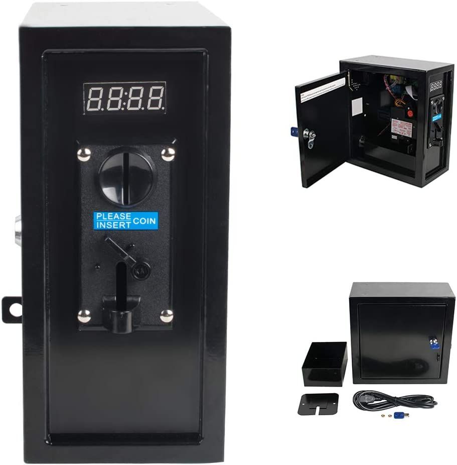 Zinnor Reservation Coin Operated Timer New mail order Control 1 Box 2 in