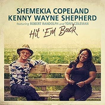 Hit 'Em Back (feat. Robert Randolph, Tony Coleman)
