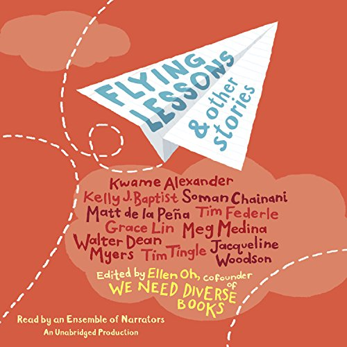 Flying Lessons & Other Stories audiobook cover art