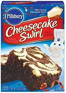Pillsbury Cheesecake Swirl Brownie Mix 15.5 oz