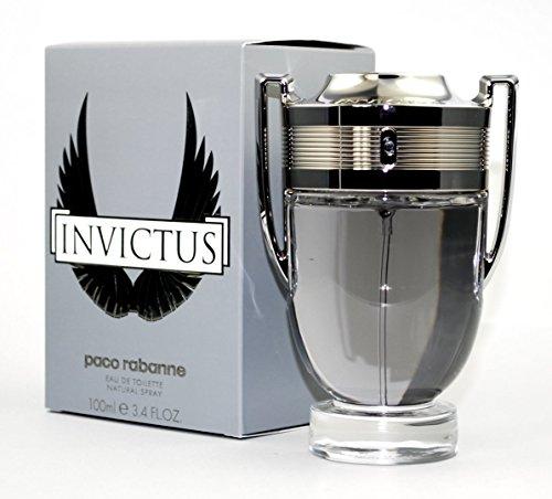 Paco Rabanne Invictus fur herren von paco rabanne - 100 ml eau de toilette spray