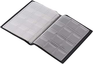 Commemorative Coin Collection Volume Empty Coin Folder Hold 120 Pieces Coins