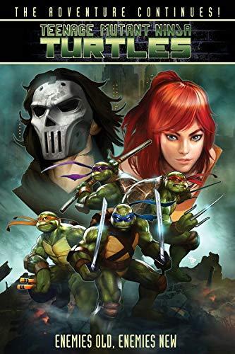 Teenage Mutant Ninja Turtles: Enemies Old, Enemies New (Teenage Mutant Ninja Turtles (IDW Unnumbered))