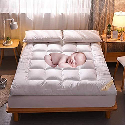 DTNSSTB Cotton Futon Mattress,japanese Floor Mattress Breathable Sleeping Floor Mat Tatami Mat 180x200cm(71x79inch)