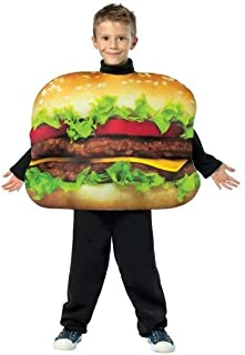 Get Real Cheeseburger Child Costume