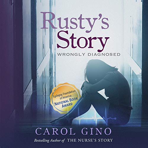 Rusty's Story audiobook cover art