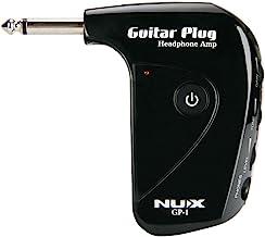 NUX GP-1 Guitar Plug Headphone Amp with Classic British Distortion Effect